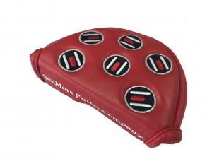 Red Mallet w/ Floating RST- RH Only (Velcro Closure, Item HC8105V) < Out of Stock until ~ July 1