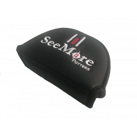 Black Mallet SeeMore Logo (Velcro Closure, Item HC8101V20)